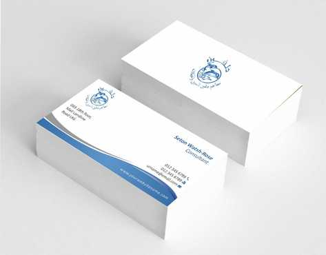 Dolphin Catering Business Cards and Stationery  Draft # 198 by Dawson
