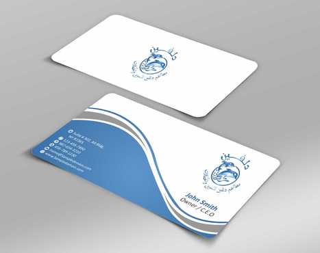 Dolphin Catering Business Cards and Stationery  Draft # 199 by Dawson