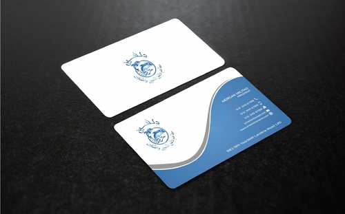 Dolphin Catering Business Cards and Stationery  Draft # 217 by Dawson