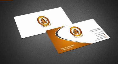 Golden Palace Restaurant Business Cards and Stationery  Draft # 225 by Dawson