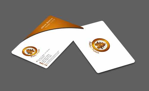 Golden Palace Restaurant Business Cards and Stationery  Draft # 233 by Dawson