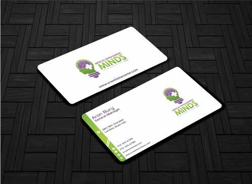 Medical Management Minds, LLC Business Cards and Stationery  Draft # 136 by Dawson