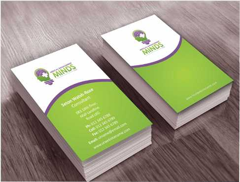 Medical Management Minds, LLC Business Cards and Stationery  Draft # 140 by Dawson