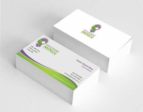 Medical Management Minds, LLC Business Cards and Stationery  Draft # 148 by Dawson