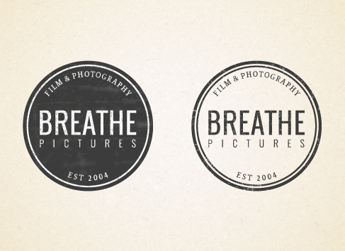 BREATHE PICTURES Logo Winning Design by Mayas