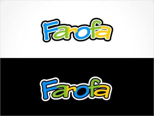Farofa A Logo, Monogram, or Icon  Draft # 12 by thebullet