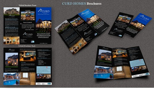 Curd Homes Brochure Marketing collateral  Draft # 11 by syukurkurnia