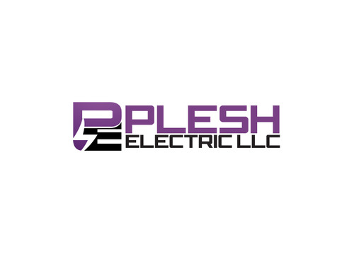 PLESH ELECTRIC LLC A Logo, Monogram, or Icon  Draft # 1 by esner