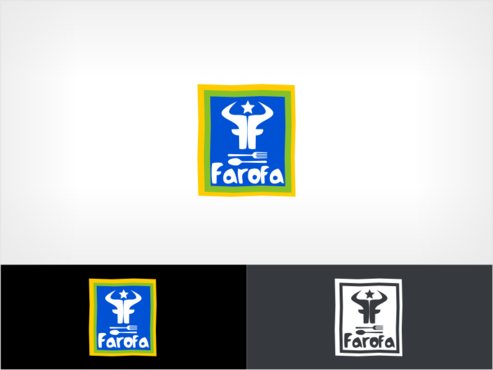 Farofa A Logo, Monogram, or Icon  Draft # 18 by thebullet