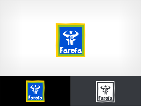 Farofa A Logo, Monogram, or Icon  Draft # 19 by thebullet