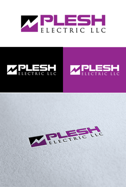 PLESH ELECTRIC LLC A Logo, Monogram, or Icon  Draft # 11 by benzema