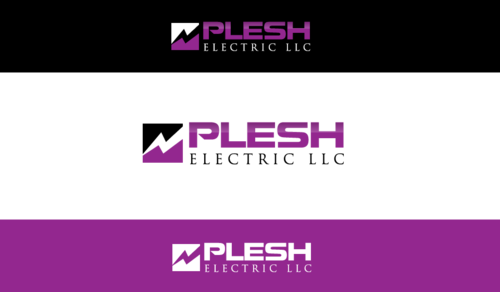 PLESH ELECTRIC LLC A Logo, Monogram, or Icon  Draft # 12 by benzema