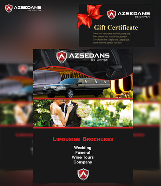 AZ SEDANS BROCHURES Marketing collateral  Draft # 22 by DeneoNeivol