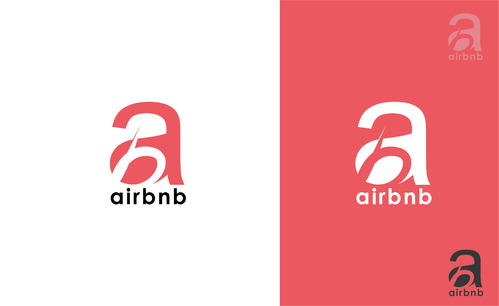 Airbnb A Logo, Monogram, or Icon  Draft # 435 by sevensky