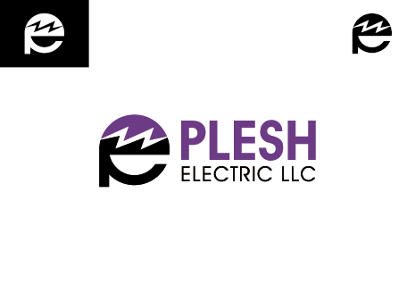 PLESH ELECTRIC LLC A Logo, Monogram, or Icon  Draft # 36 by kinsey