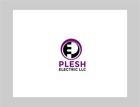 PLESH ELECTRIC LLC A Logo, Monogram, or Icon  Draft # 38 by odc69
