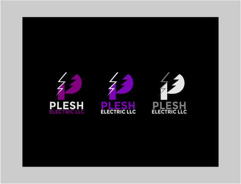 PLESH ELECTRIC LLC A Logo, Monogram, or Icon  Draft # 39 by odc69