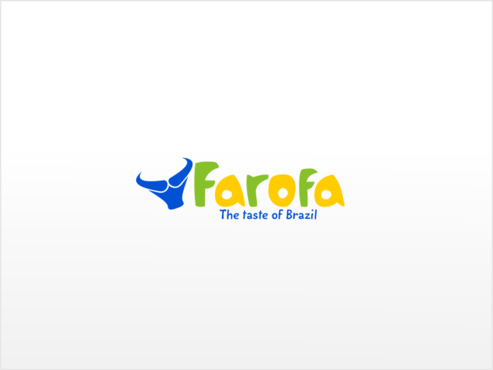 Farofa Logo Winning Design by thebullet