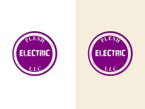 PLESH ELECTRIC LLC A Logo, Monogram, or Icon  Draft # 51 by new01