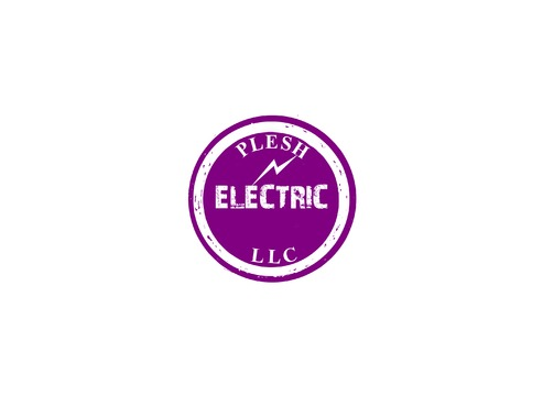 PLESH ELECTRIC LLC A Logo, Monogram, or Icon  Draft # 52 by new01