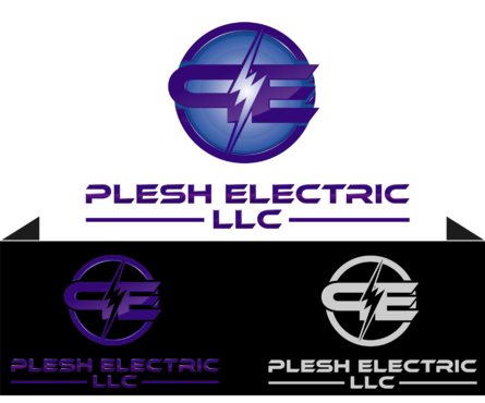 PLESH ELECTRIC LLC A Logo, Monogram, or Icon  Draft # 53 by RPMBdesign