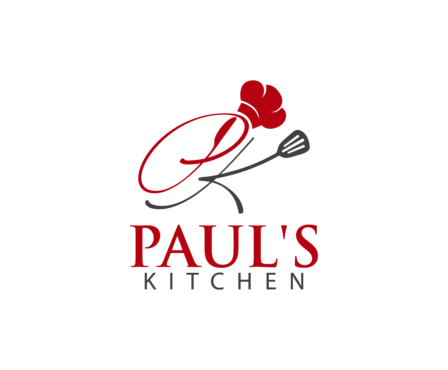 Paul's Kitchen and PK A Logo, Monogram, or Icon  Draft # 15 by Vincent1986