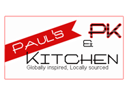 Paul's Kitchen and PK A Logo, Monogram, or Icon  Draft # 30 by shakil4810
