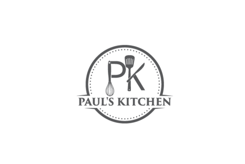 Paul's Kitchen and PK A Logo, Monogram, or Icon  Draft # 34 by decentdesign