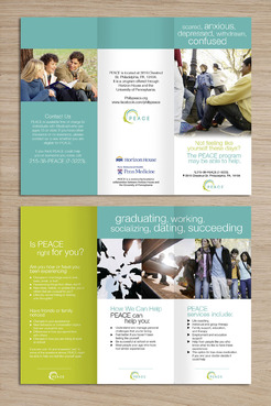 PEACE program services Marketing collateral  Draft # 25 by pattoh