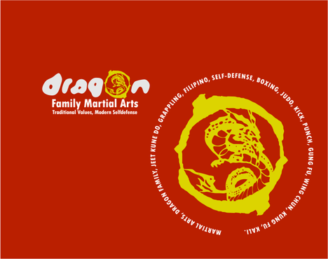 Dragon Family Martial Arts Other  Draft # 5 by odc69