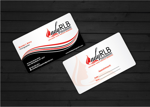 Lady RLB Photography Business Cards and Stationery  Draft # 249 by i3designer
