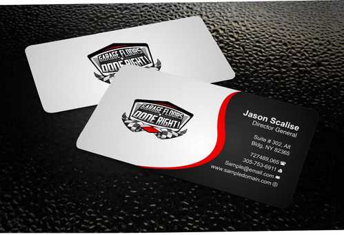 GFDR Biz Cards Business Cards and Stationery  Draft # 350 by Dawson