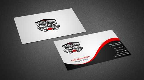 GFDR Biz Cards Business Cards and Stationery  Draft # 351 by Dawson