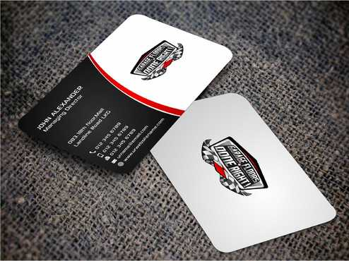 GFDR Biz Cards Business Cards and Stationery  Draft # 353 by Dawson
