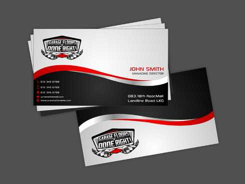 GFDR Biz Cards Business Cards and Stationery  Draft # 355 by Dawson
