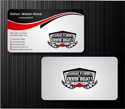GFDR Biz Cards Business Cards and Stationery  Draft # 356 by Dawson