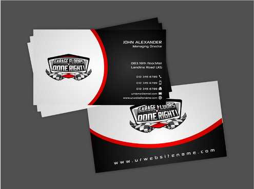 GFDR Biz Cards Business Cards and Stationery  Draft # 362 by Dawson