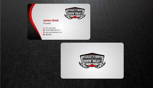 GFDR Biz Cards Business Cards and Stationery  Draft # 364 by Dawson