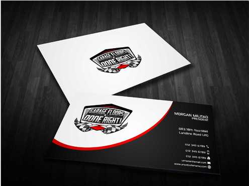 GFDR Biz Cards Business Cards and Stationery  Draft # 367 by Dawson