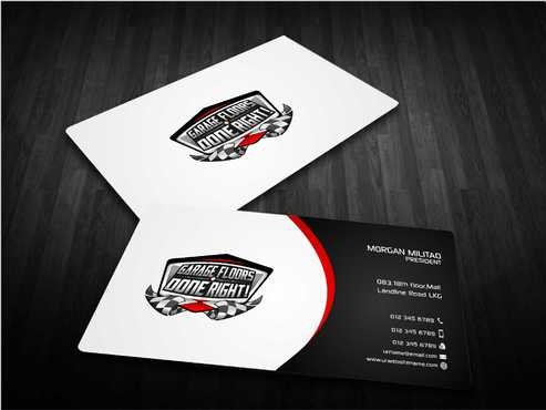 GFDR Biz Cards Business Cards and Stationery  Draft # 368 by Dawson