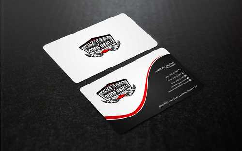 GFDR Biz Cards Business Cards and Stationery  Draft # 369 by Dawson