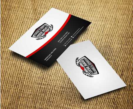 GFDR Biz Cards Business Cards and Stationery  Draft # 371 by Dawson