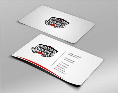 GFDR Biz Cards Business Cards and Stationery  Draft # 374 by Dawson