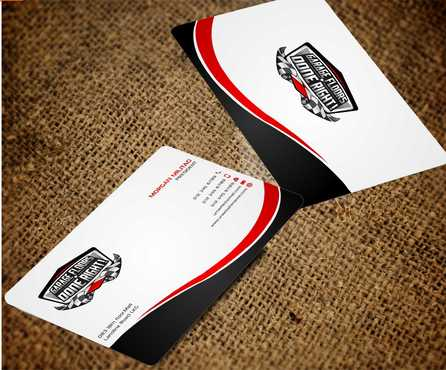 GFDR Biz Cards Business Cards and Stationery  Draft # 376 by Dawson
