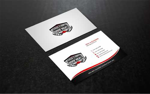GFDR Biz Cards Business Cards and Stationery  Draft # 377 by Dawson