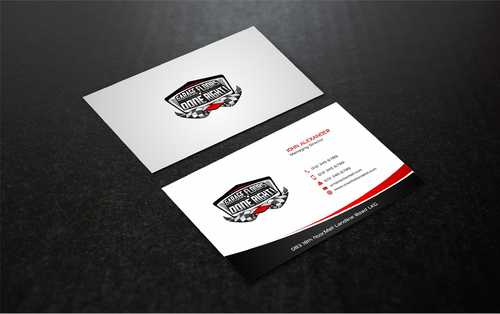 GFDR Biz Cards Business Cards and Stationery  Draft # 379 by Dawson