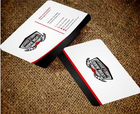 GFDR Biz Cards Business Cards and Stationery  Draft # 381 by Dawson
