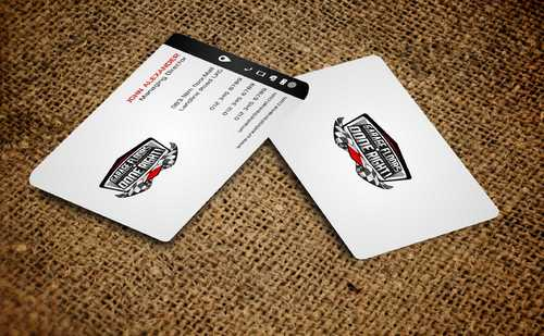 GFDR Biz Cards Business Cards and Stationery  Draft # 383 by Dawson