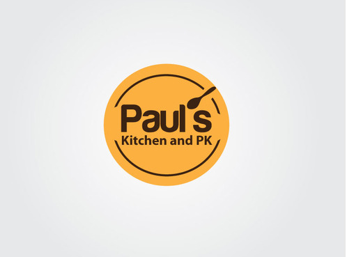 Paul's Kitchen and PK A Logo, Monogram, or Icon  Draft # 59 by kripa