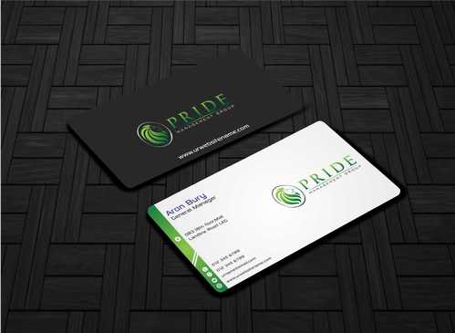 Pride Management Group Business Cards and Stationery  Draft # 279 by Dawson